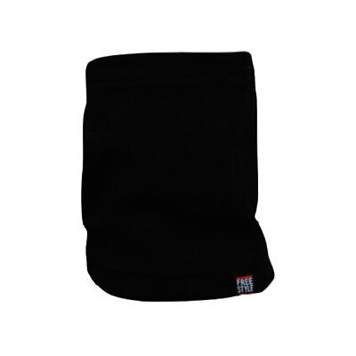 Freestyle Ski & Snowboard Neck Warmer Face Mask Tube Black Neckwarmer