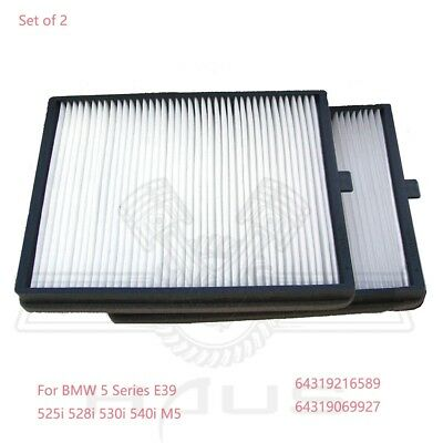 New A//C Cabin Air Filter FI 1090C 64110008138-528i 540i 530i M5