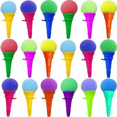 German Trendseller® - 6 x Eis Cream - Party Shooter - für Kinder | Kinder