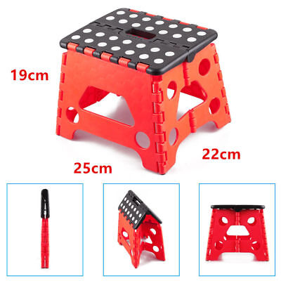 PORTABLE KITCHEN Plastic Foldable Step Stool Kids Toilet Adult ...