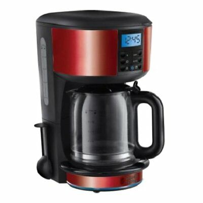 Russell Hobbs Coffee Maker Legacy 1.25 L - Red - 20682