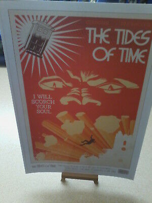 Doctor Who The Tides Of Time Print