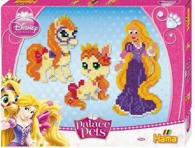 Disney Princess Rapunzel Hama Beads Palace Pets Large Gift Set EDUCATIONAL Gift