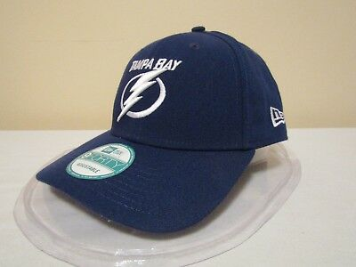 NHL Tampa Bay Lighting 9FORTY Adjustable Hat by New Era