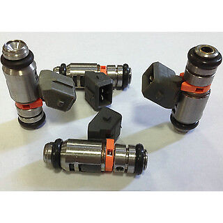 4x PICO 21lb 215cc FUEL INJECTORS IWP-048 WEBER JENVEY ITB THROTTLE BODIES RALLY