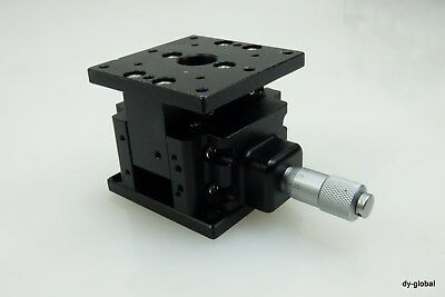 Precision Z Axis Positioner 60X60X42 17mm stroke manual stage STA-I-152