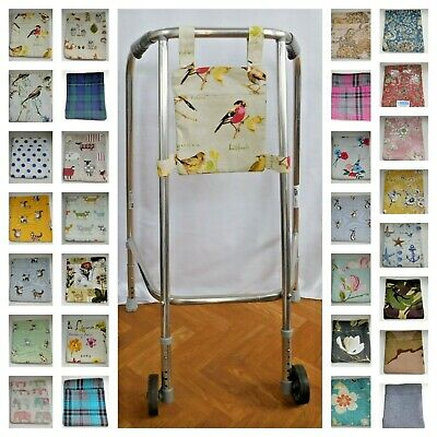 New Walking frame bag walking frame basket zimmer frame bag mobility walker aids