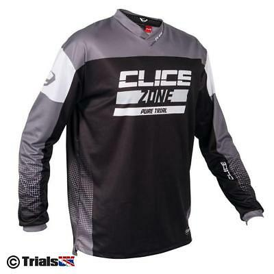 Clice Zone Riding Shirt - Trials/Enduro/Offroad/Trail