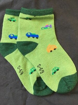 New Toddler Fashion Trucks Pair Of Socks Or Buy 5 Pairs And Get Free Shipping