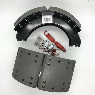Bangding 4709-A006 Lined Brake Shoe and accessories 4709 Set 16-1/2'' x 7''bangd