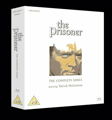 Blu Ray THE PRISONER the complete series. 50th Anniversary. 6 discs. New sealed.