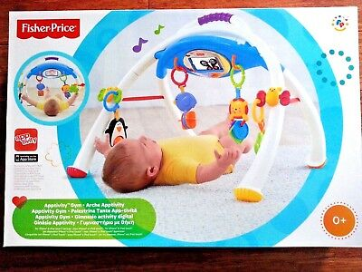 Kick And Play Fisher Price Baby Activity Gym for iPhone iPod Touch New