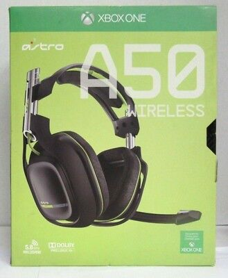 Astro Gaming A50 Wireless Gaming Headset for Xbox One - Black