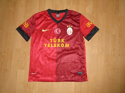 Galatasary shirt size small, very good condition, UK FREEPOST!