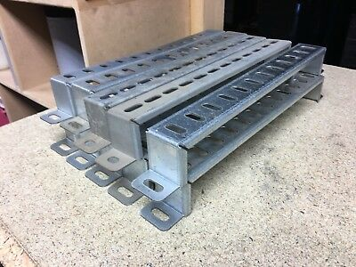 Cable Tray Top Hat / Stand Off Bracket 300 mm Unitrunk