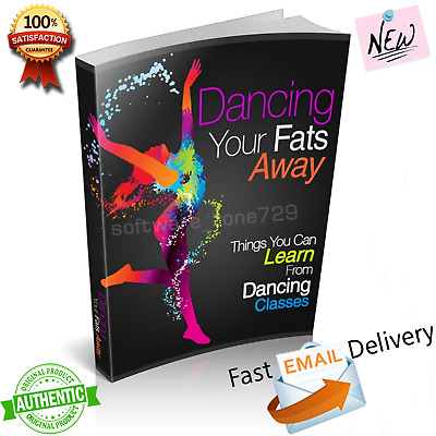 Dancing Your Fats Away Pdf Ebook With Full Master Resell Rights Fast Delivery 📩