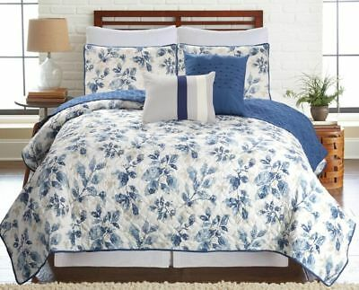 Cotton Floral Contemporary Suzie Floral Sham by Quiltbay