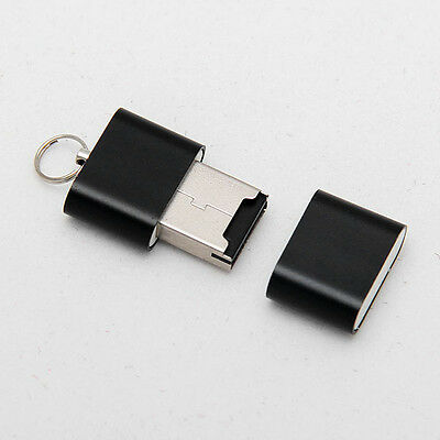 Hot Sale Black High Speed USB 2.0Micro SD TF Memory Card Reader Adapter 32GB Max