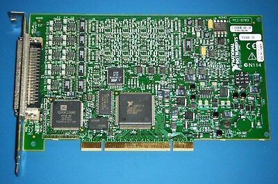 NI PCI-6703, 16ch 16bit ±10V Analog Outputs, National Instruments *Tested*