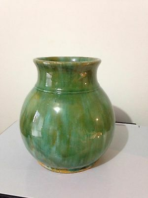 Vintage John Campbell 1933 Large Vase- Signed And Dated To Base