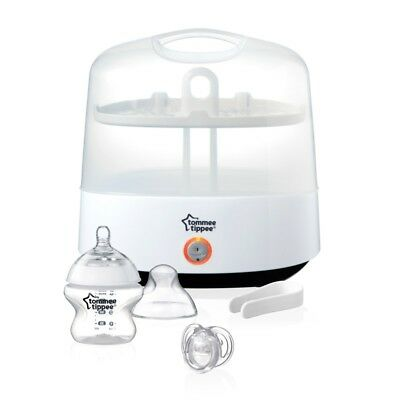 Tommee Tippee Closer To Nature Electric Steriliser GEN2
