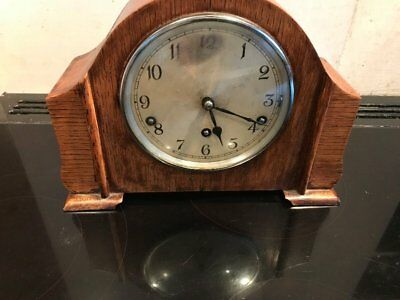 Garrard mantle clock Westminster chimes