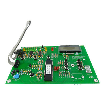 Genuine Zodiac Clearwater LM3 - LM2 Timer Control PCB Board With Clock W082741