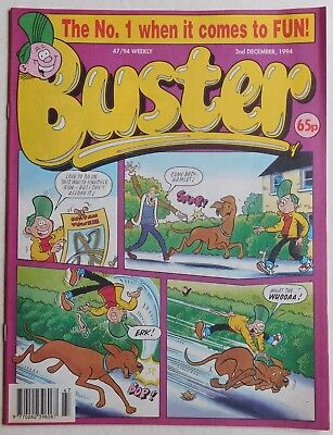 BUSTER COMIC - 2nd December 1994