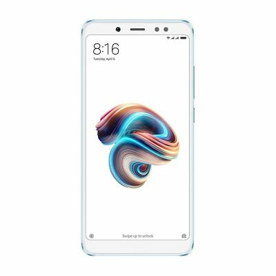 Xiaomi Redmi Note 5 Smartphone da 64 GB BLU BANDA 20 Versione Global 4gbRam DUAL