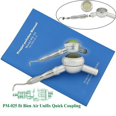 Baiyu Dental Hygiene Air Prophy Jet Unit Handpiece Teeth Cleaning Powder BienAir