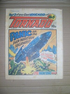 Tornado issue 5 April 21  1979 2000AD