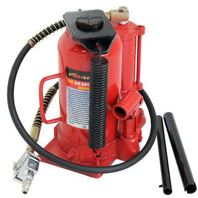 20 Ton air manaul bottle jack Clearance - 10-3/8 inch