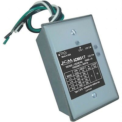 ICM 517 Dual Voltage Single Phase Surge Protective Device