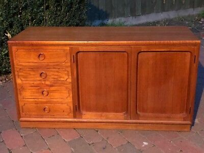 Mid century Rare Retro solid Chiswell Vintage Sideboard buffet