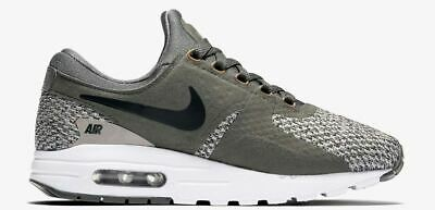 Nike Air Max Zero SE (GS) Unisex Running Trainers Sneakers Youth's UK 4