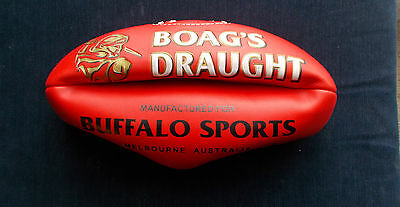 Rare Boag's Draught Buffalo Football Full Size , Great For The Man Cave