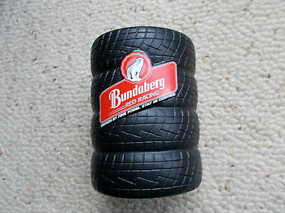 Bundaberg Rum Bundy Tyre  Stubby Holders X 2 Off  , New