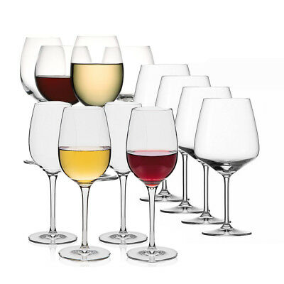 Villeroy & Boch Wine Glass Selection - White / Red Wine Gift Glass Selection