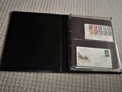 CHRISTMAS IS-52 FDCs+ALB-SETS+DEF SETS+3 SIGNED-CAT£150+AS STAMPS(2007)-GD VALUE