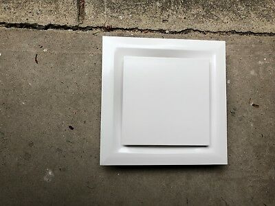 Titus OMNI Ceiliing Diffuser 8 inches outlet 12x12