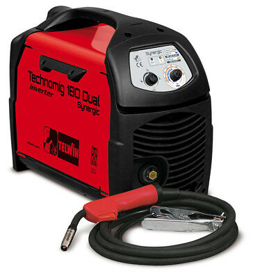 Telwin Welding Inverter Power Wire Continuous Technomig New