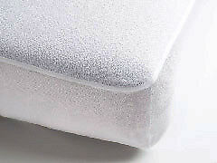 Playette Travel Cot Mattress Protector Towelling