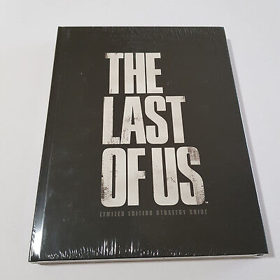 The Last of Us Collector's Edition Strategy Guide Book Hardcover