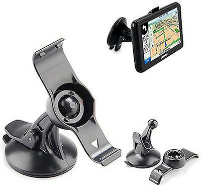 Windshield Suction Cup Mount holder Cradle for Garmin Nuvi GPS 50 50LM 50LMT