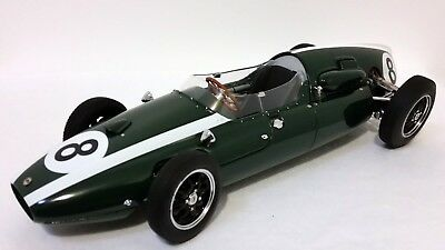 Schuco 450032500 - Cooper T51 car #8 Jack Brabham 1959 F1 World Champion