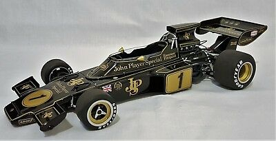 Autoart 87327 - Lotus 72E car #1 Emerson Fittipaldi 1973