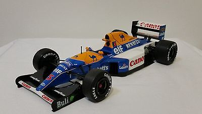Exoto GPC97111 - Williams Renault FW14B Nigel Mansell 1992 German GP