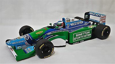 Minichamps 100940005 - Benetton B194 Michael Schumacher 1994 F1 World Champion