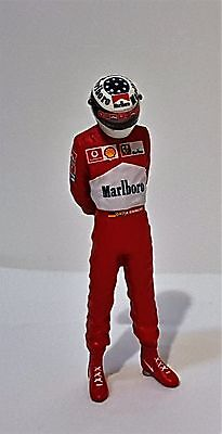 VF Drivers (Top Model)  VFD48D - 1:18 Scale MIchael Schumacher Driver Figure