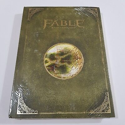 Fable Anniversary Collector's Edition Strategy Guide Book Hardcover